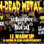 Brain-Dead Metal Show - Beaugency