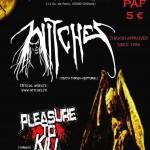 concert Witches et Pleasure To Kill au 5 avenue - Orleans