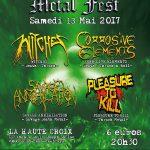 gatinaiscticut metal fest 2017 saint jean de braye