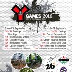 Y Games 2016 Partie 4 - Cheptainville
