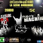 27.02.16 : Thrash a la Gueule 2 - Orleans